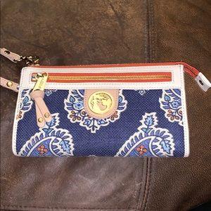 Spartina 449 wristlet purse